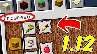 MINECRAFT 1.12 Cambia TODO! NUEVA Actualización! NARRADOR, AVANCES Snapshot 17w18b