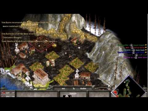 Age of Mythology: Extended Edition - Custom Scenario ''Settlers''