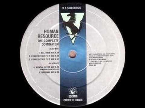 Human Resource - Dominator (Ceejay Bolland Mental Speed Mix)