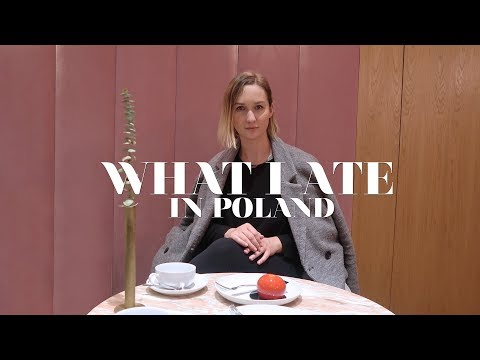 What I Ate In Poland