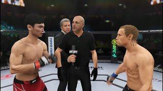UFC 최두호 vs. 유라이어 페이버 UFC 명예의 전…