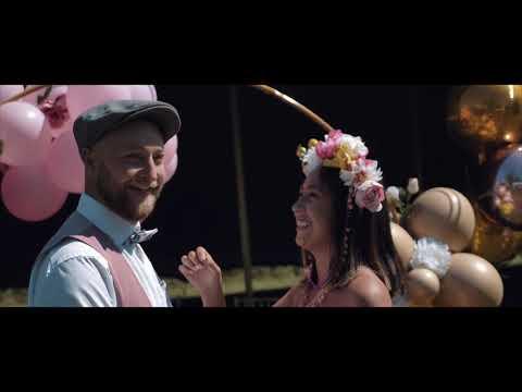 Festival Styled Wedding by Sean Hodge Wedding Films