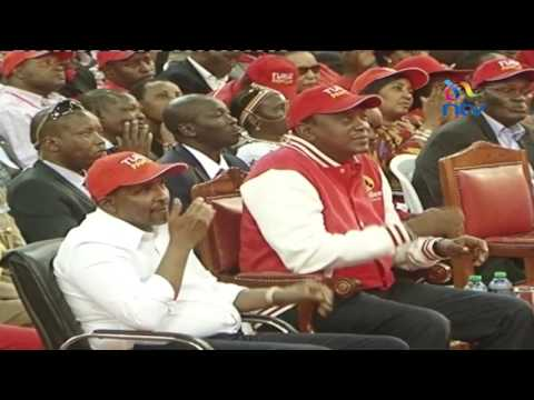Dp Ruto's speech at the Jubilee party membership card launch