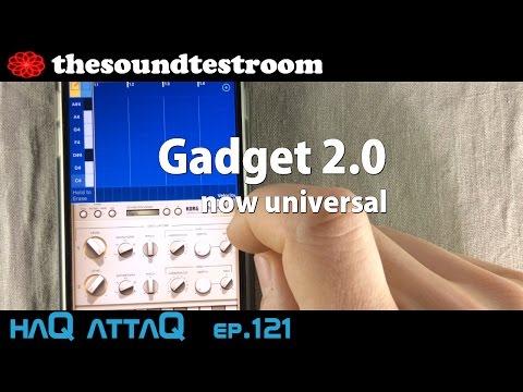 KORG Gadget 2.0 │ Now universal for iPad and iPhone - haQ attaQ 121