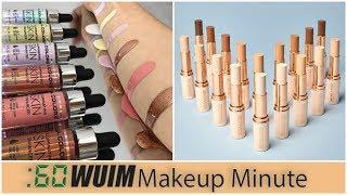 LA Colors Illuminating Skin Enhancer Drops! Makeup Revolution FastBase Foundation! | Makeup Minute