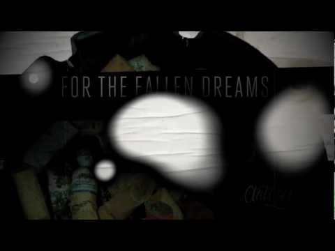 For The Fallen Dreams - Hollow (Lyric Video)