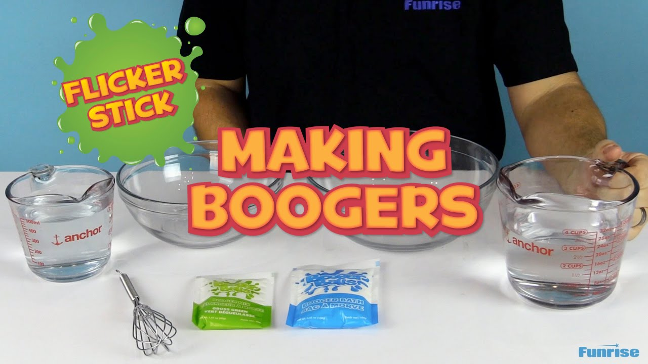 how to make swamp booger
