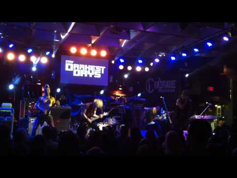 """""""Porn Star Dancing"""" by My Darkest Days live at the Culture Room on 7/24/10 (HD)"""