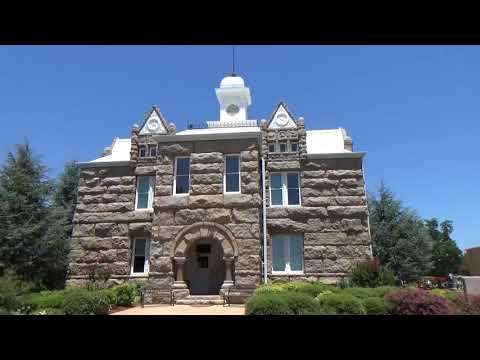 Chickasaw Nation State Capital Tishomingo, Oklahoma