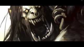 Warlords of Draenor (Lore) Trailer - Grommash Hellscream