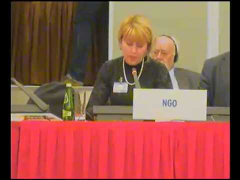 Working Session 11: Rights of Persons Belonging to National Minorities