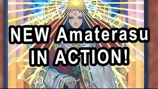 (YGO) NEW Amaterasu IN ACTION!