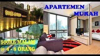 Gambar cover Hotel Murah Kuala Lumpur | LTS Homestay by Swiss Garden Residence Bukit bintang # Vlog 2