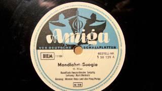 Mondfahrt Boogie - Werner Hass und die Ping- Pongs