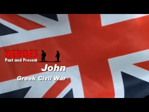 John - Greek Civil War