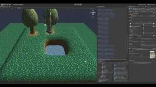 3D Pixel Tiles: Demo & Instructions - Unity Asset Store Model Pack