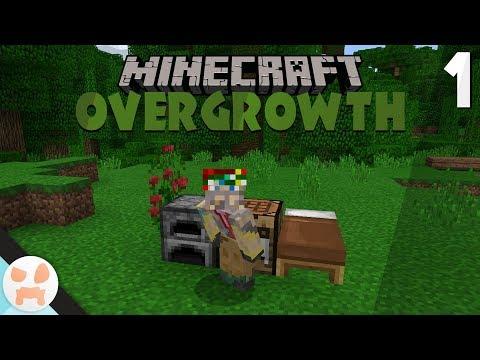 overgrowth seed minecraft