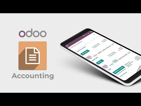Odoo Accounting - The 100% online app that will change your life