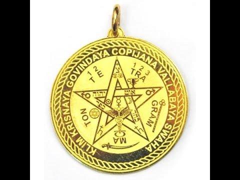 Amuletos, talismanes o medallas de poder para proteger a niños y adultos
