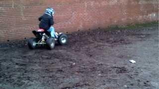 Quad Bike DRIFTING-110cc