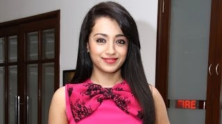 Trisha is mighty happy about positive reviews on Endrendrum Punnagai
