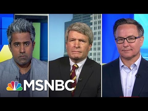 Donald Trump, Jr. Meeting With Russian Lawyer Alleged 'Treasonous' | AM Joy | MSNBC
