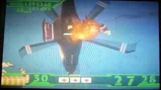 Crisis zone (arcade version) Survival play