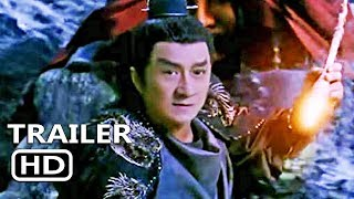 KNIGHT OF SHADOWS New Trailer (2020) Jackie Chan Movie