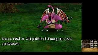 Dragon Quest VIII (3DS) #52 Tryan Gully