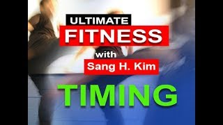 6 Ways to Improve your Timing for Martial Arts with Sang H. Kim
