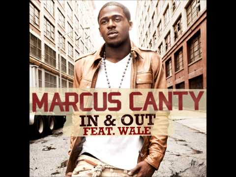 Marcus Canty Feat Wale  In And Out Acapella  80 BPM