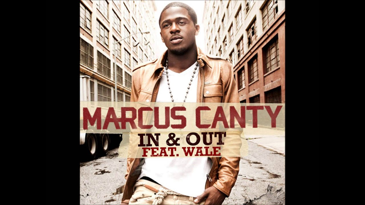 Marcus Canty Feat Wale - In And Out (Acapella) | 80 BPM