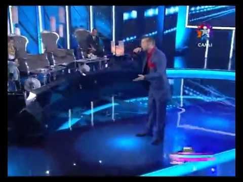 Popstar 2013 - İsmail - Zaman Akıp Gider | 5. bölüm 18 Nisan 2013 Perşembe
