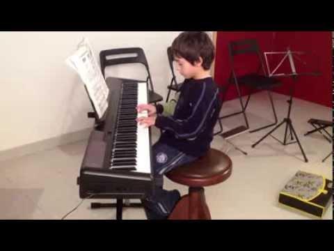 QUATTRO BRANI DI JAMES BASTIEN   Concerto Studiomusica (Gallarate)