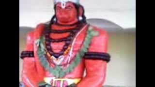 original miracle hanuman video(swapnil thombare upload)