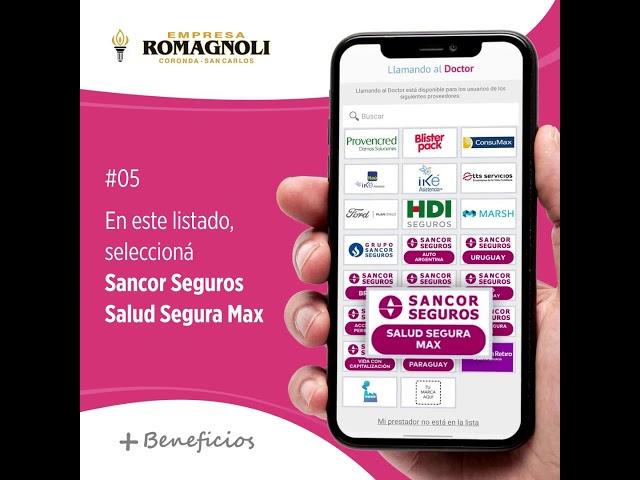 Nueva App de la Empresa Romagnoli