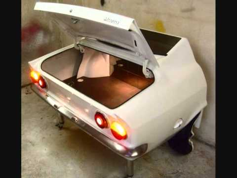 Überblick Automöbel - Möbel aus Autos - YouTube