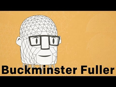 Buckminster Fuller on The Geodesic Life | Blank on Blank