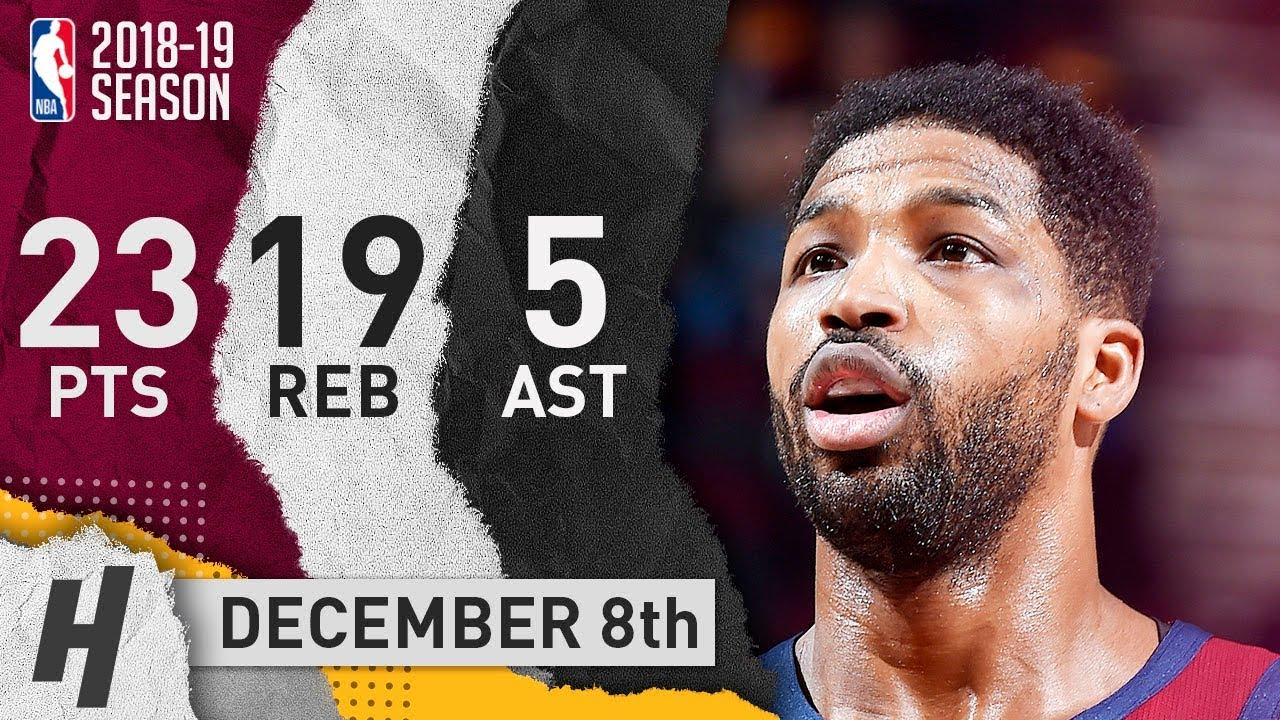 tristan-thompson-full-highlights-cavaliers-vs-wizards-2018-12-08-23-pts-5-ast-19-rebounds