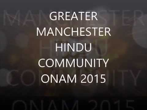 Greater Manchester Hindu Community  Onam 2015