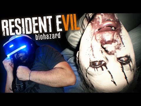 😱TERROR ABSOLUTO EN REALIDAD VIRTUAL!😱| PS VR | Resident Evil 7 Demo