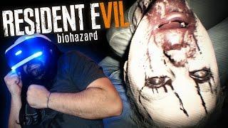 😱TERROR ABSOLUTO EN REALIDAD VIRTUAL!😱| PS VR | Resident Evil 7 Demo