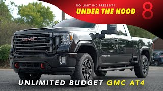 "Cognito 4"" Lift 2020 GMC AT4 (Pt. 1) 