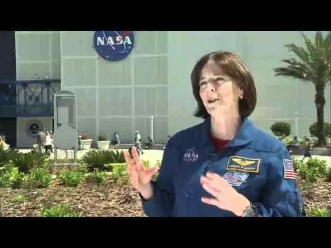 In Their Own Words: Astronaut Barbara Morgan
