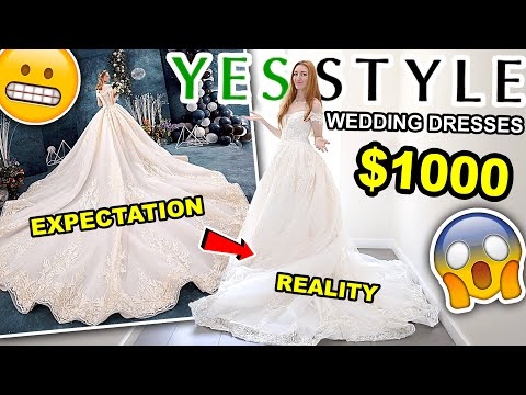 yesstyle-wedding-dress-haul-|-trying-on-cheap-wedding-dresses-from-yesstyle-2020