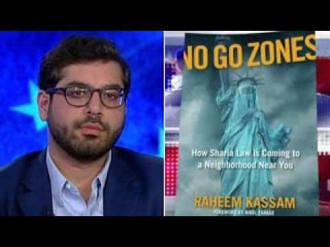Author warns against 'No Go' Zones