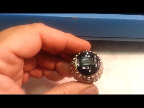 IBM Selectric Typewriter Type Element Print Ball Stuck Golfball (font) Broken Removal Repair