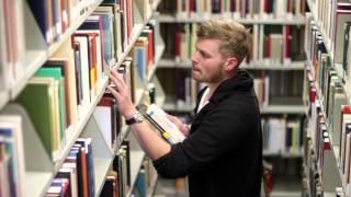 Mit der Bibliothek durchs Studium