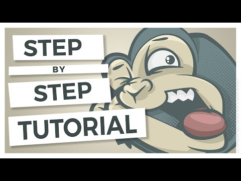 Beginner Adobe Illustrator CC Coloring Tutorial