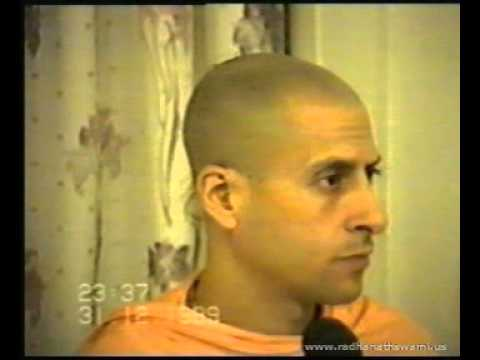 Lecture at  Krishnachandra Prabhu's Residence 03 on 31st Dec 1989  (Old Lectures)